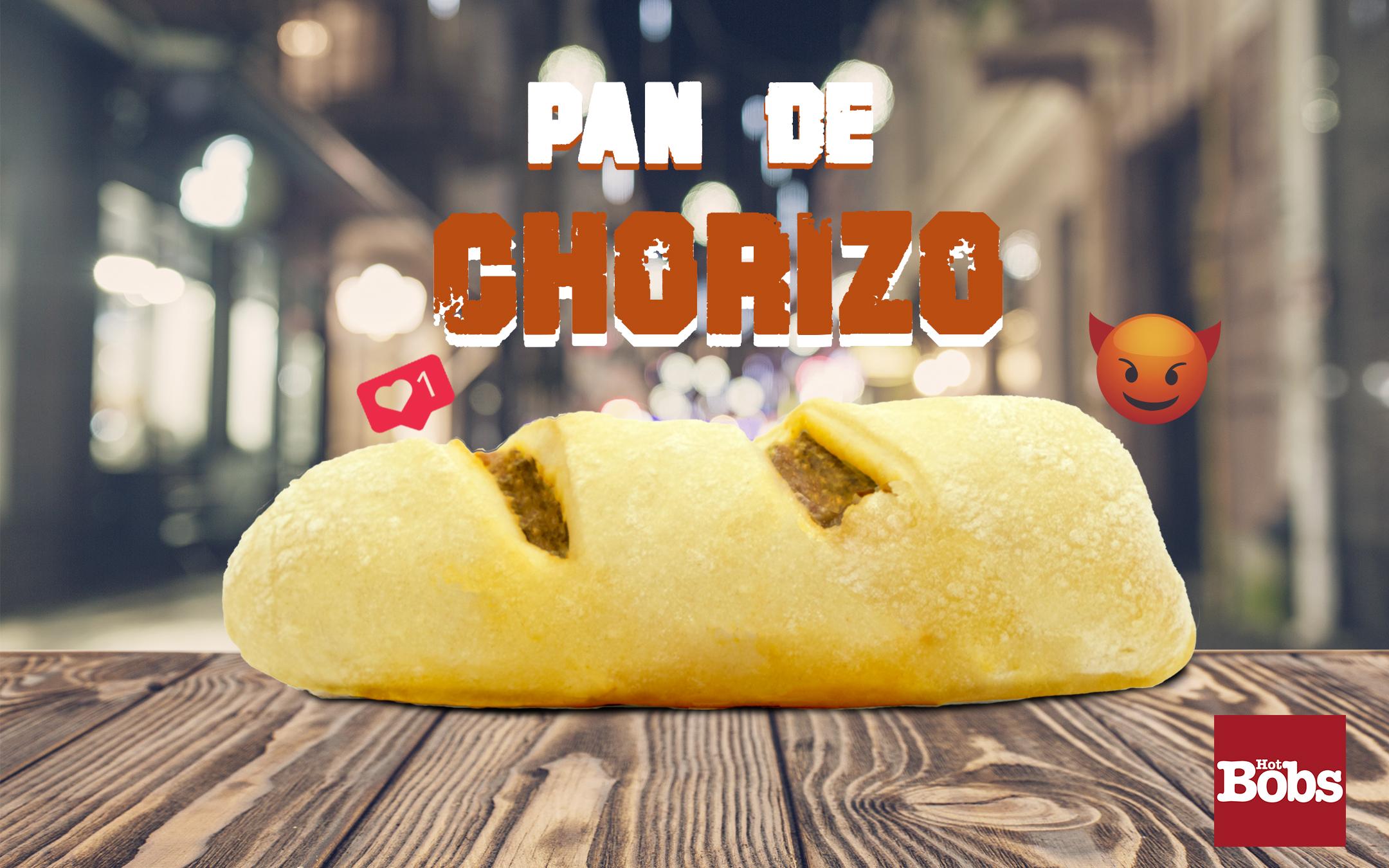 Pan de chorizo Vending Hot Bobs